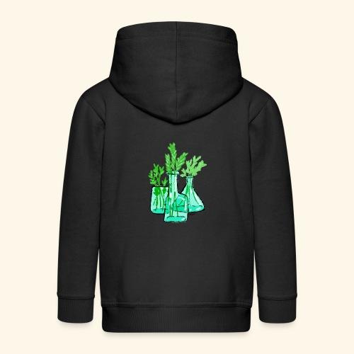 Plants - Kids' Premium Zip Hoodie