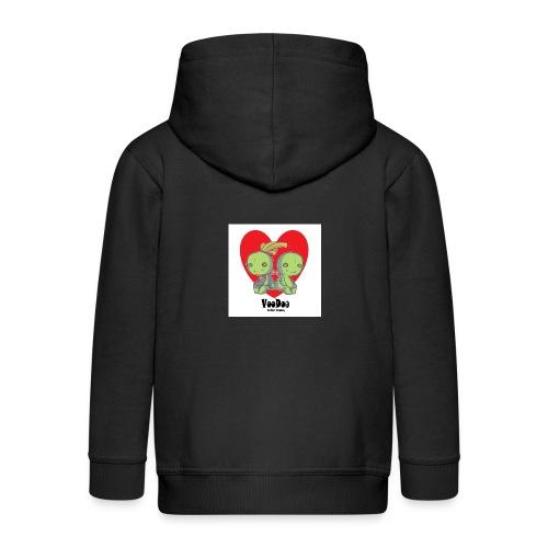 bhnvdloove-png - Chaqueta con capucha premium niño