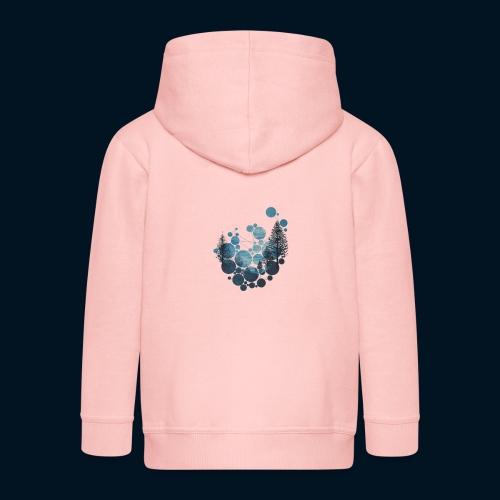 Camicia Flofames - Felpa con zip Premium per bambini