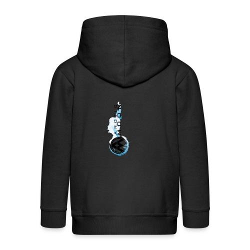 4 png - Kids' Premium Zip Hoodie