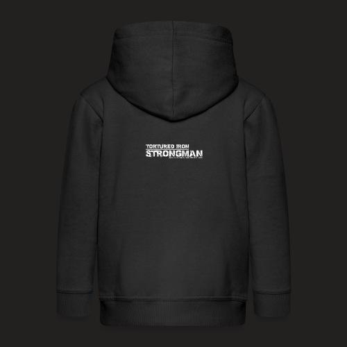S1 png - Kids' Premium Zip Hoodie