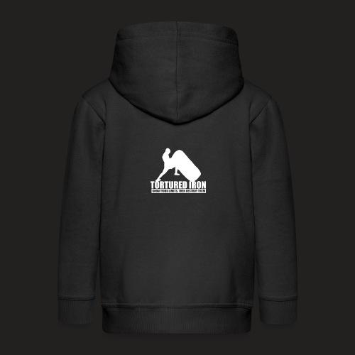 Strongman Tyr - Kids' Premium Zip Hoodie