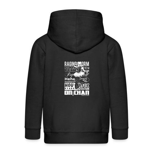 ON|Chan - Kids' Premium Zip Hoodie