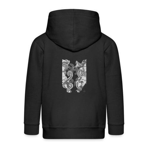 Bliss Yagami Grey - Veste à capuche Premium Enfant