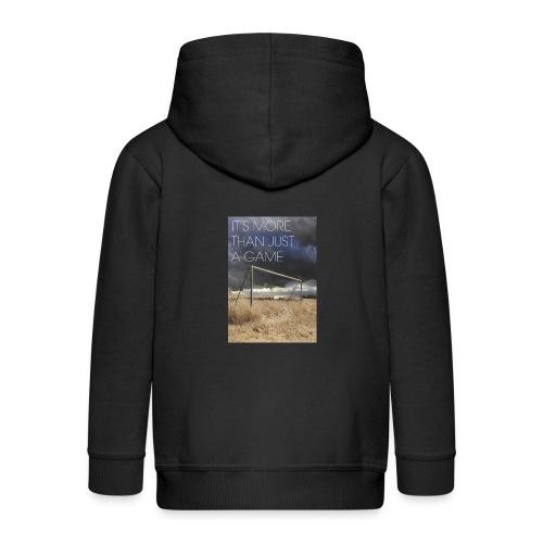 more - Kids' Premium Hooded Jacket