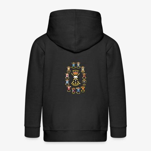 UNIDADES BRIPAC - Chaqueta con capucha premium niño