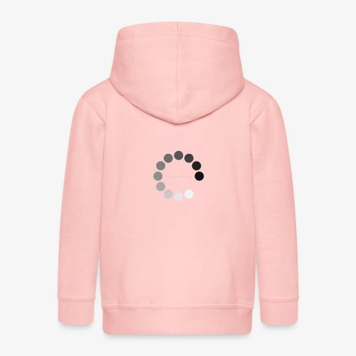 loading 1 - Rozpinana bluza dziecięca z kapturem Premium