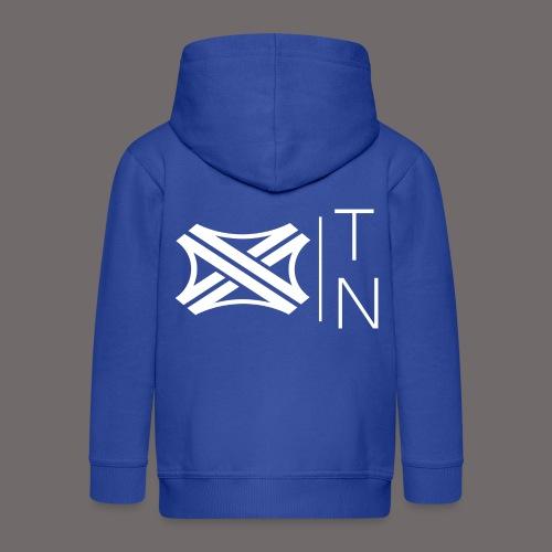 Tregion logo Small - Kids' Premium Zip Hoodie