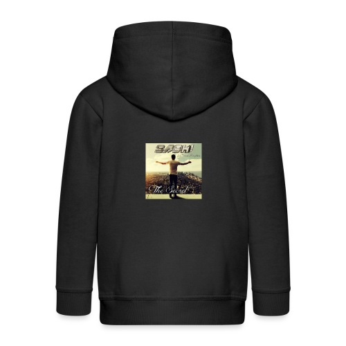 SASH! *** The Secret *** - Kids' Premium Hooded Jacket