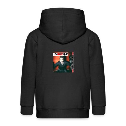 Cover Singolo Dario jpg - Kids' Premium Zip Hoodie