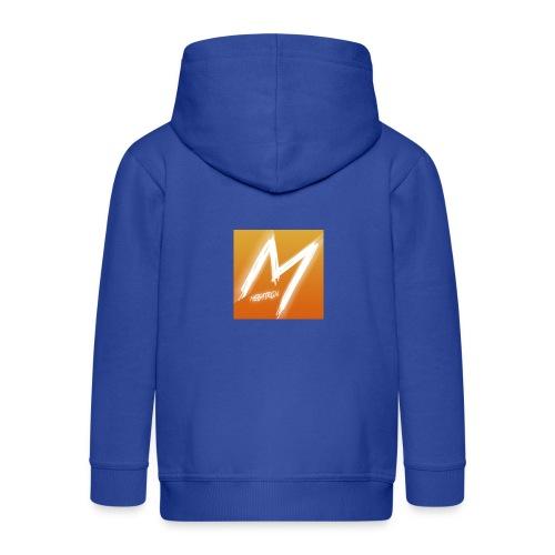 MegaTaza - Kids' Premium Zip Hoodie