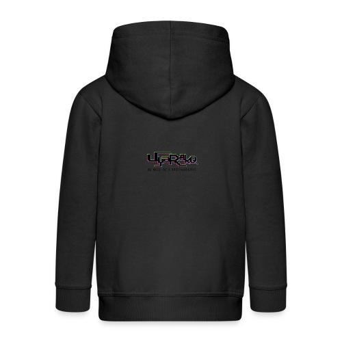 Brocahontas - Kids' Premium Zip Hoodie