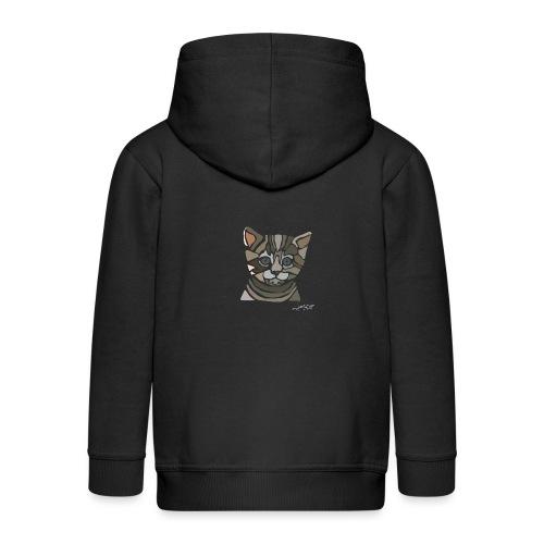 cat-spread - Veste à capuche Premium Enfant