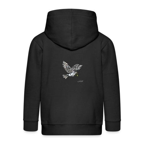 colombus-spread - Veste à capuche Premium Enfant