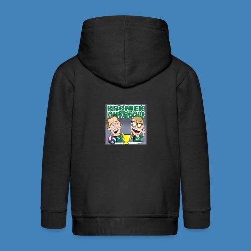 Kroniek van een Kampioenschap - Kinderen Premium jas met capuchon