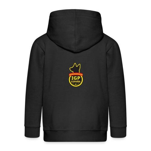 IGP España - Chaqueta con capucha premium niño