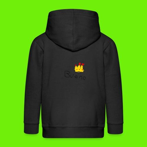 King Bueno Classic Merch - Kids' Premium Zip Hoodie