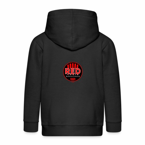 Red Chair Adventures - Kinderen Premium jas met capuchon