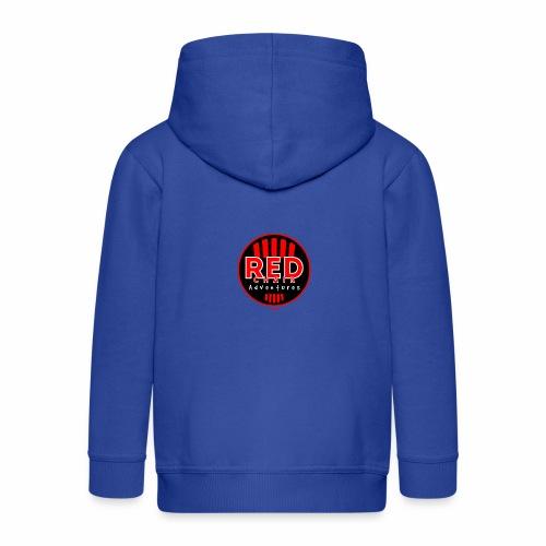 Red Chair Adventures - Kinderen Premium jas met capuchon