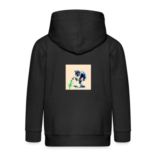 Shoppiful - Felpa con zip Premium per bambini