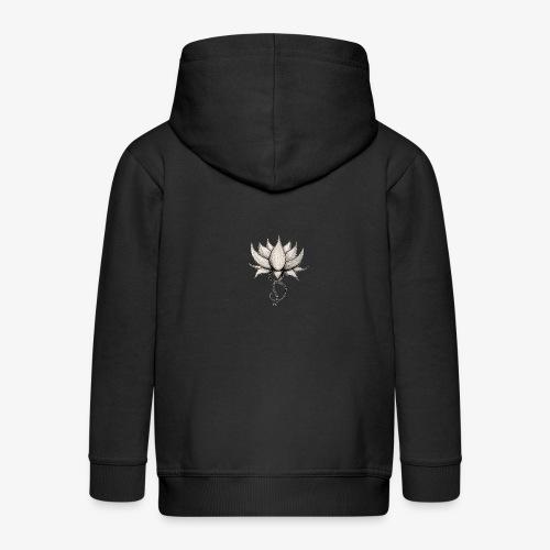 Lotus Original - Veste à capuche Premium Enfant