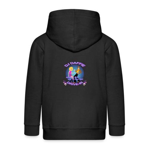 Logo2 png - Kinderen Premium jas met capuchon