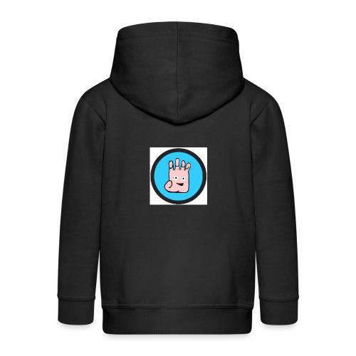 winkyfront - Kids' Premium Zip Hoodie
