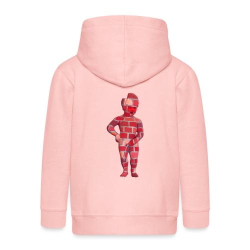 BRiCO ♀♂ | mannekenpis - Veste à capuche Premium Enfant
