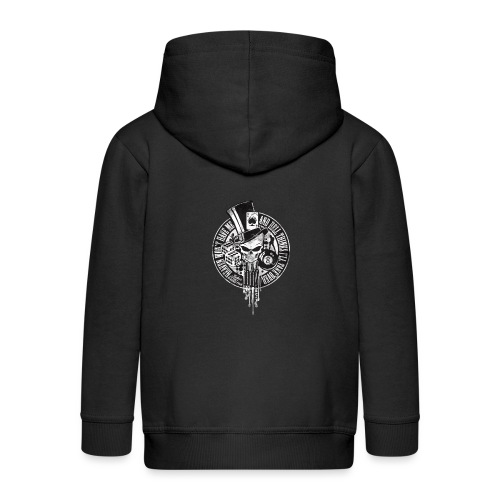 Kabes Heaven & Hell T-Shirt - Kids' Premium Zip Hoodie