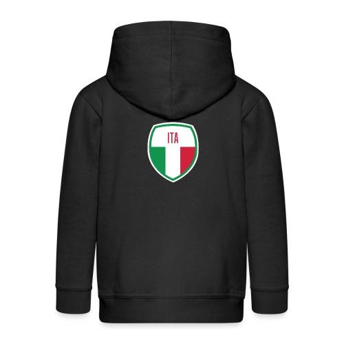 Italy - Chaqueta con capucha premium niño