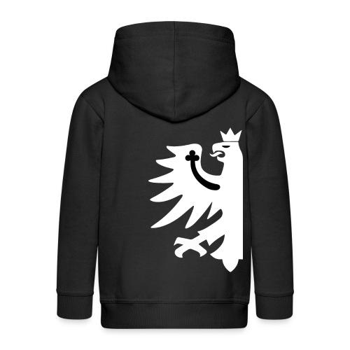 Tirol - Kinder Premium Kapuzenjacke