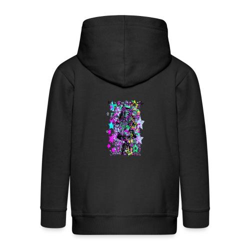 SUPERSTAR unisex - Chaqueta con capucha premium niño