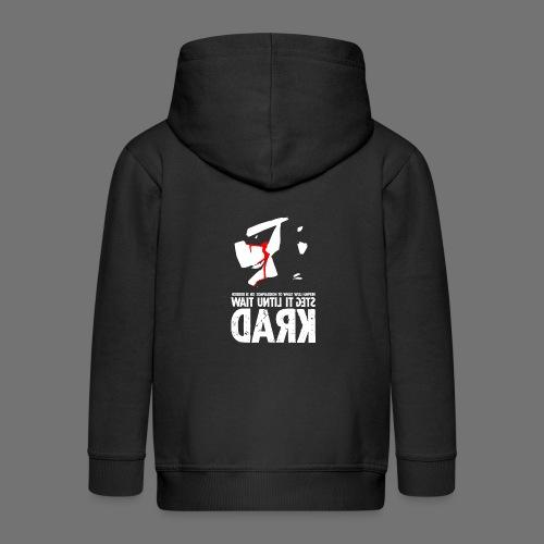 horrorcontest sixnineline - Kids' Premium Hooded Jacket