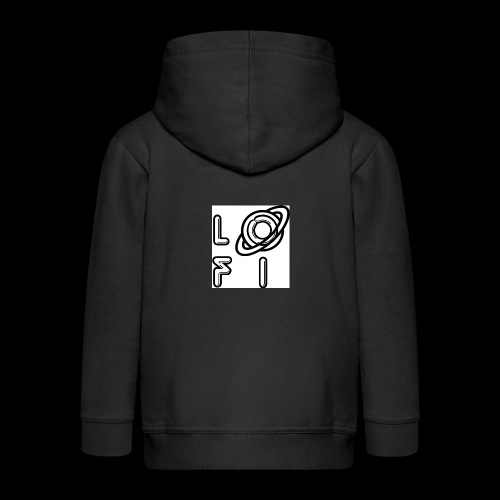 PLANET LOFI - Kids' Premium Hooded Jacket