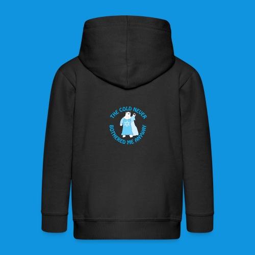 Cold Bear - Kids' Premium Zip Hoodie
