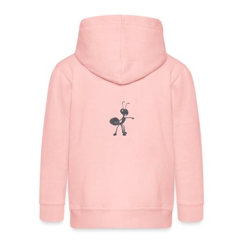 Mier wijzen - Kinderen Premium jas met capuchon