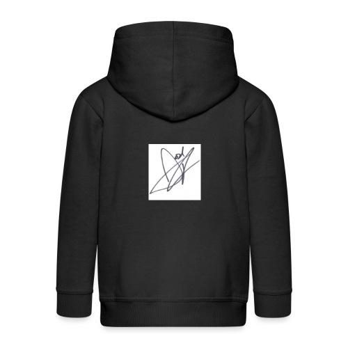 Tshirt - Kids' Premium Hooded Jacket