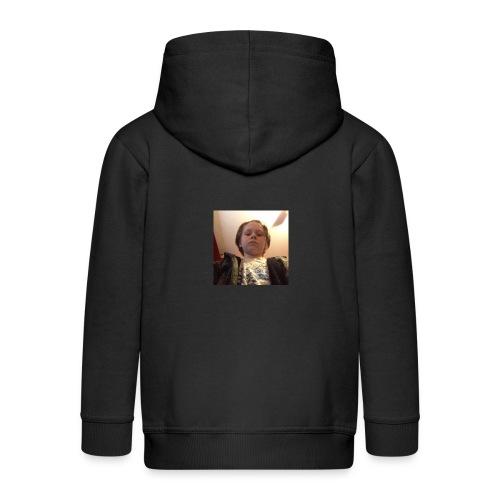 Hayden Junior - Kids' Premium Zip Hoodie
