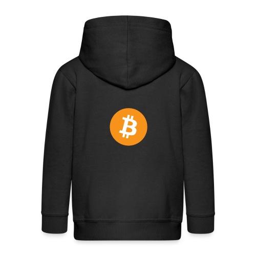Bitcoin - Kinderen Premium jas met capuchon