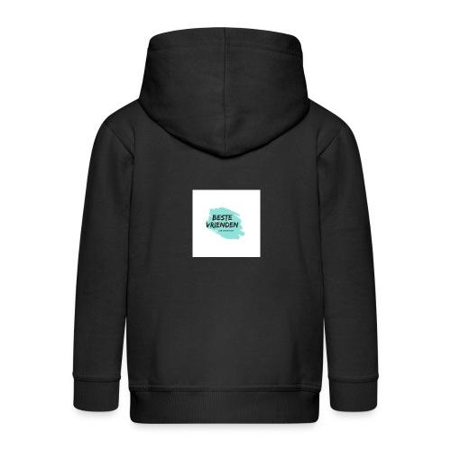 beste vriendeSpace - Kinderen Premium jas met capuchon