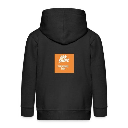 ekk - Kids' Premium Zip Hoodie