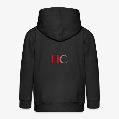 hc png - Veste à capuche Premium Enfant
