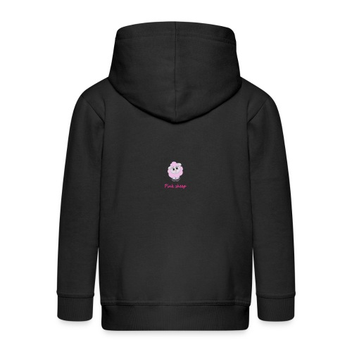 pink sheep - Kinder Premium Kapuzenjacke