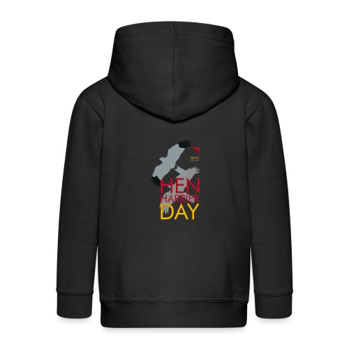 BAWC Hen Harrier Day Men's Sweatshirt - Kids' Premium Zip Hoodie