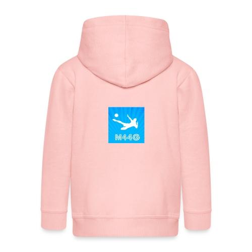 M44G clothing line - Kids' Premium Zip Hoodie