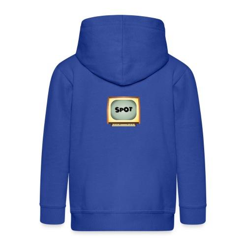 TV Spot - Felpa con zip Premium per bambini