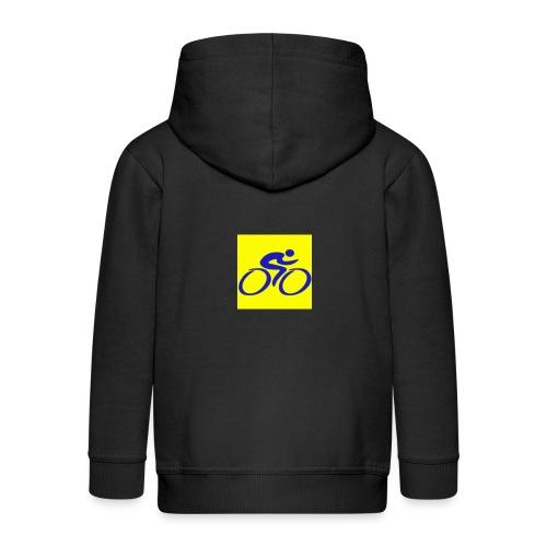 Tour de Epe Logo 2017 2018 1 png - Kinderen Premium jas met capuchon