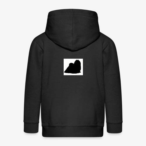 Maltese - Kids' Premium Hooded Jacket