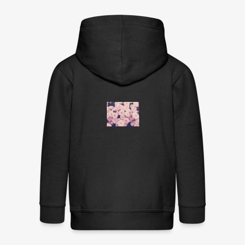 Roses - Kids' Premium Zip Hoodie