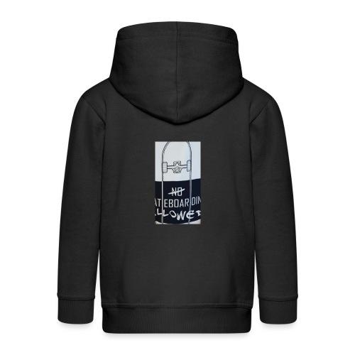 My new merchandise - Kids' Premium Zip Hoodie